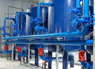 Очистка воды для промышленности