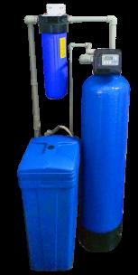 Система умягчения воды Aqua Soft 301
