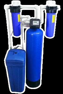 Система умягчения воды Aqua Soft Eco 301