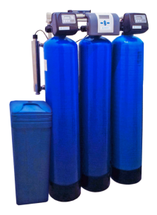 Система комплексной очистки воды Aqua Basic Eco+ 205