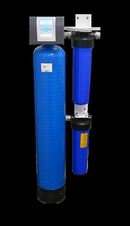 Решение по удалению железа из воды Aqua Iron+ 203