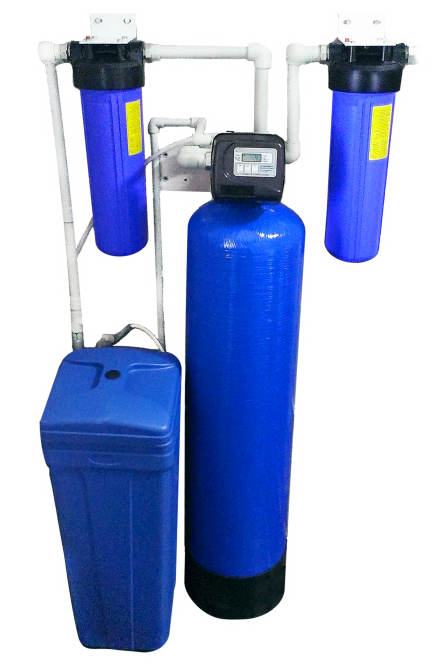 Система комплексной очистки воды Aqua Basic+ 403