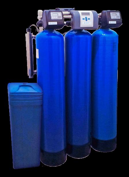 Система комплексной очистки воды Aqua Basic Eco+ 403