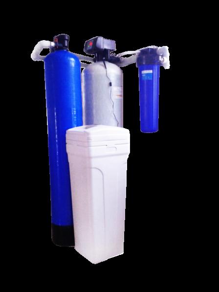 Система комплексной очистки воды Aqua Basic Eco 302