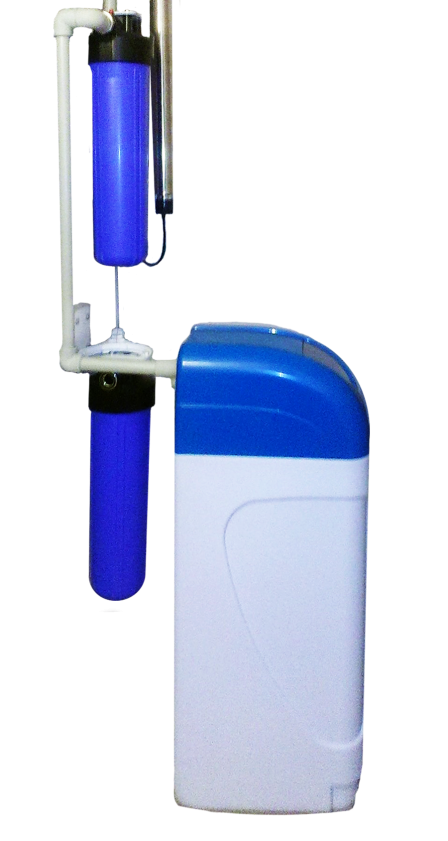 Система пом'якшення води Aqua Soft Eco 203 Cab