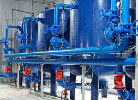 Очистка води для промисловості
